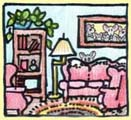 Mrs Mouse's Family Room
