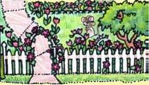 Mrs Mouse's Garden