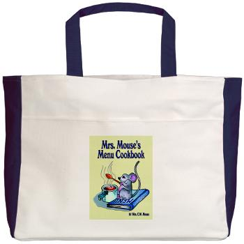 Book cover logo medium shopping bag